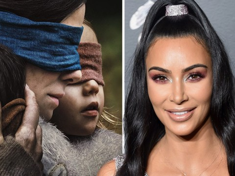 Chrissy Teigen roasts Kim Kardashian for her late discovery of Bird Box and she deserves it