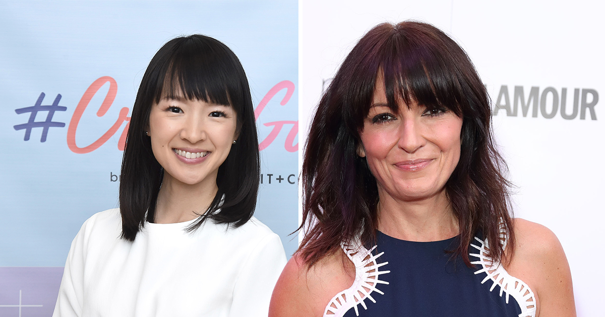Davina McCall debates throwing out bloody mannequin of own face after watching Tidying Up With Marie Kondo