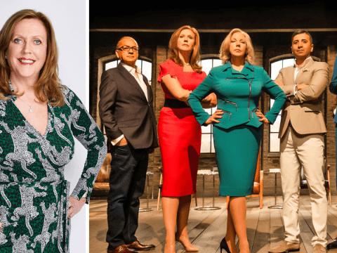 Why is Jenny Campbell leaving Dragon's Den?