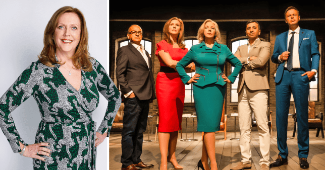 EMBARGO: 9PM jenny Campbell to leave BBC Two's Dragons' Den
