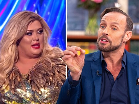 Jason Gardiner slams 'ignorant' Gemma Collins and the Dancing on Ice feud just got personal