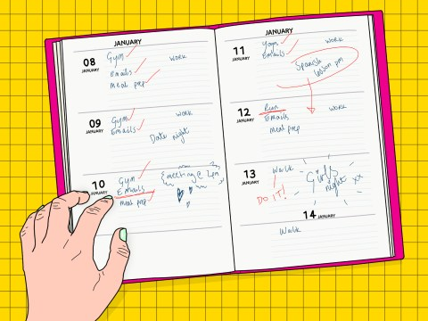 How to write a more efficient to-do list