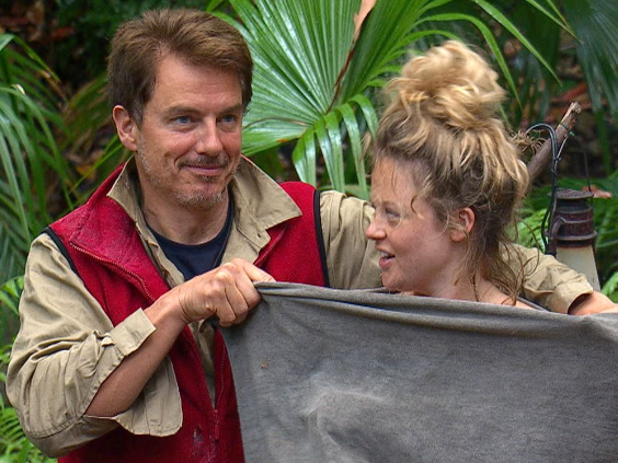 Emily Atack and John Barrowman 'in talks' for joint television show following I'm A Celebrity success