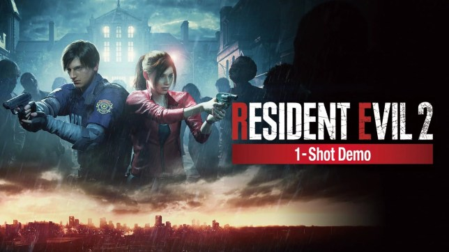 Resident Evil 2 1-Shot - available now