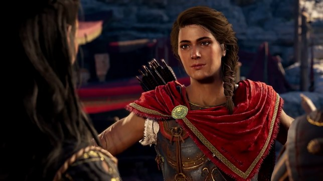 The DLC for Assassin's Creed Odyssey has not pleased fans