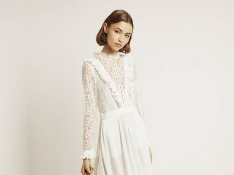French Connection's affordable new bridal collection