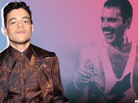 Rami Malek admits it was a 'major risk' to play Freddie Mercury in Bohemian Rhapsody