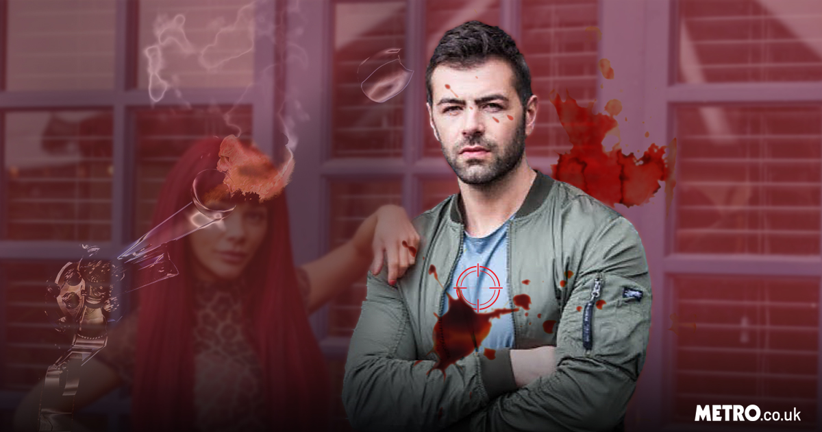 Will Sylver survive taking a bullet in Hollyoaks?