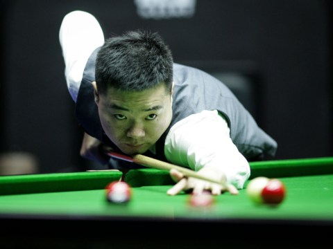Ding Junhui insists he played the right shot despite forfeiting frame at the Masters