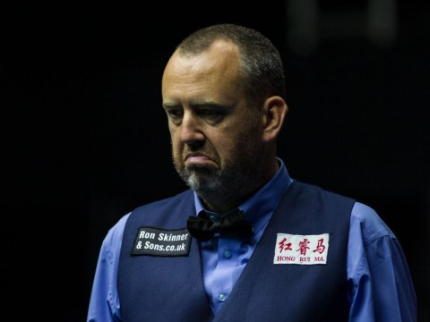 Mark Williams promises to 'start playing properly now' after German Masters first round win