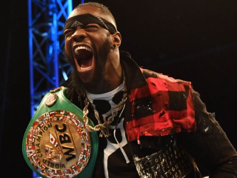 Deontay Wilder predicts boxing public will reject Anthony Joshua in US debut