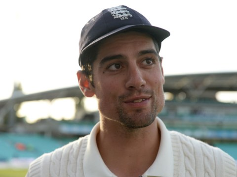 Alastair Cook backs James Vince to open for England in the Ashes