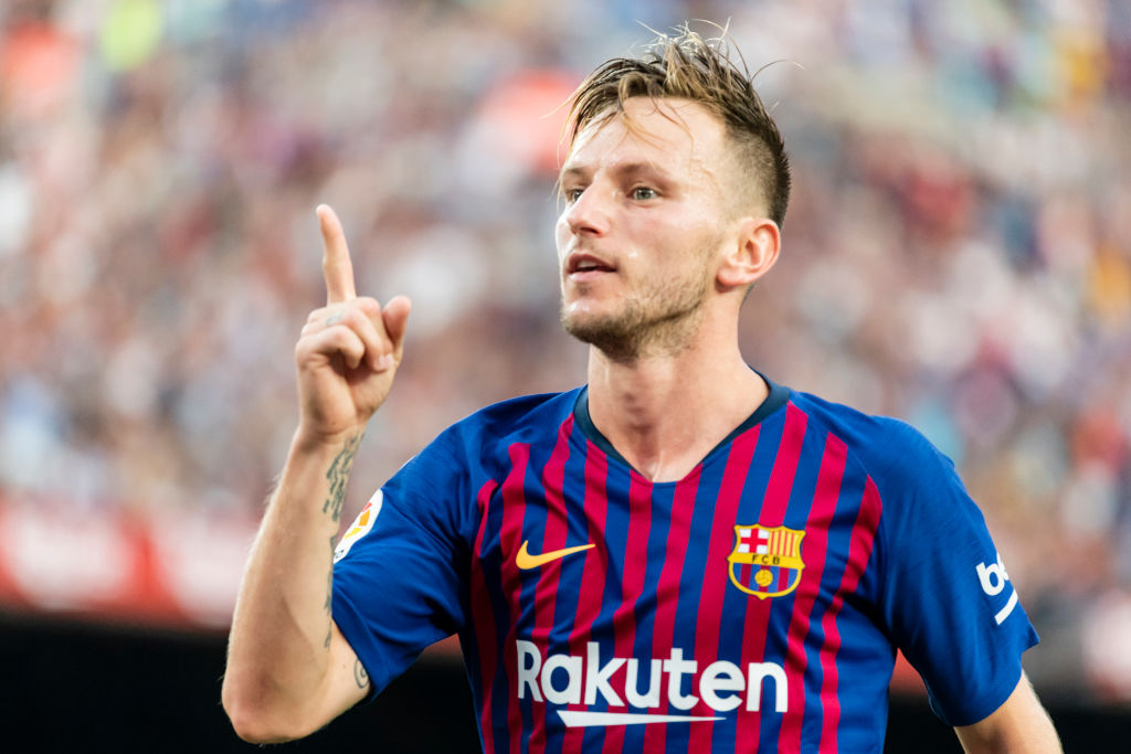 Chelsea preparing move for Barcelona midfielder Ivan Rakitic