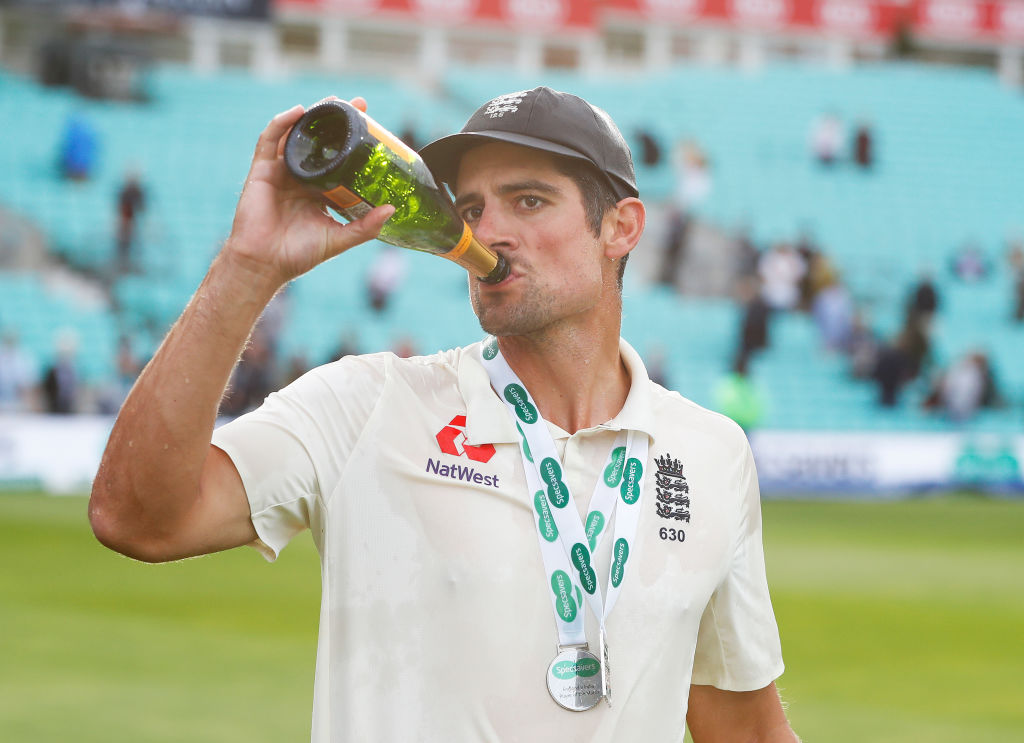 Alastair Cook rates England's new openers ahead of West Indies series and Ashes