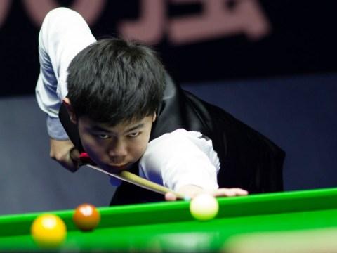 18-year-old Yuan Sijun stuns John Higgins in German Masters first round