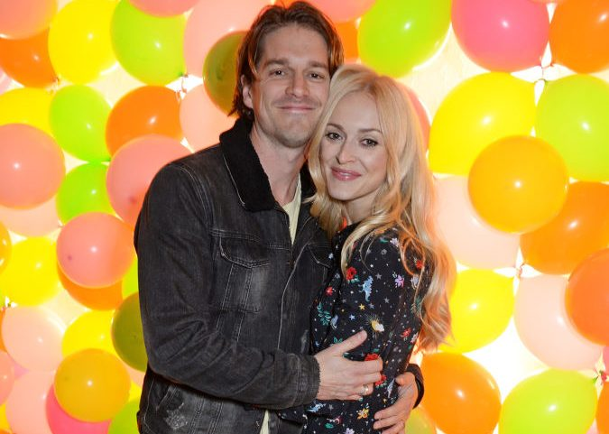 Fearne Cotton admits husband Jesse Woods drives her 'mental' but she's 'never been happier'