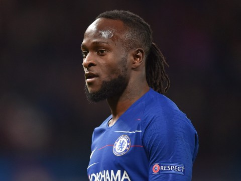 Chelsea winger Victor Moses set to undergo medical with Fenerbahce ahead of loan move