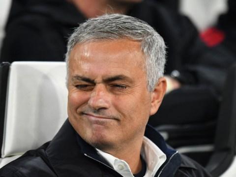 Jose Mourinho aims dig at Manchester United as he describes his dream next job