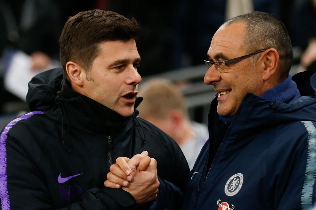 How Chelsea and Spurs could line up in the Carabao Cup semi-final