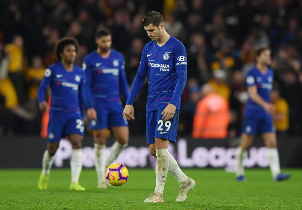 Maurizio Sarri explains why Alvaro Morata wanted to leave Chelsea this month