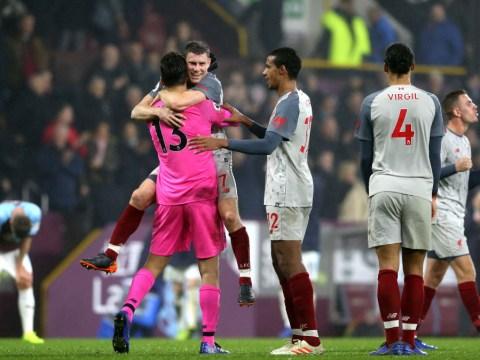 James Milner picks Alisson over Van Dijk and Salah as Liverpool's best player this season