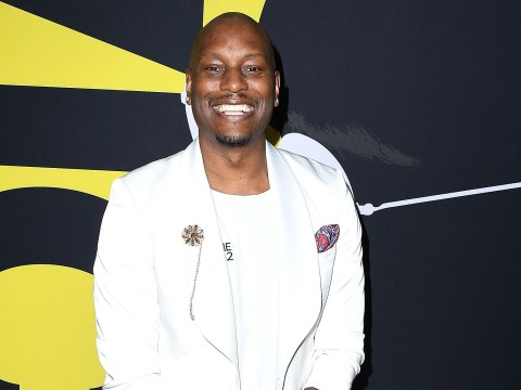 Tyrese Gibson and Paul Walker's brother Cody bring Fast and Furious car show to UK