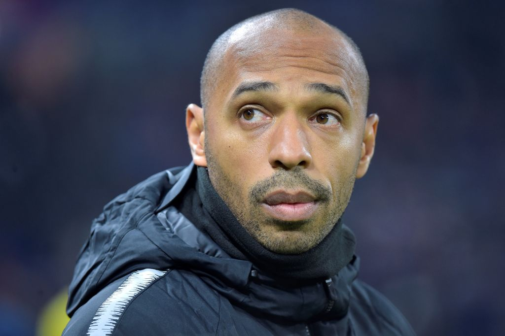 Thierry Henry brushes off rumours that Monaco are preparing to replace him with Leonardo Jardim