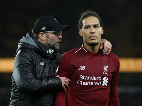 Liverpool ace Virgil van Dijk reveals what Jurgen Klopp told him about his huge transfer fee