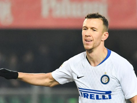 Inter Milan refuse to rule out the sale of Arsenal and Man Utd target Ivan Perisic