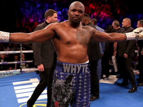 Dillian Whyte teases Anthony Joshua rematch has been agreed