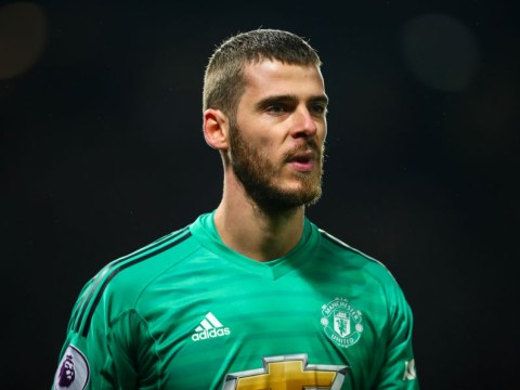 Manchester United players surprised by Jose Mourinho's David de Gea joke