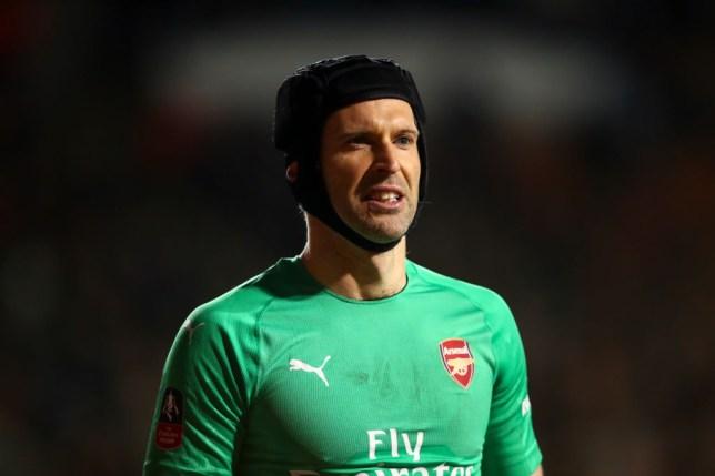 Arsenal News: Jose Mourinho Sends Message To Petr Cech
