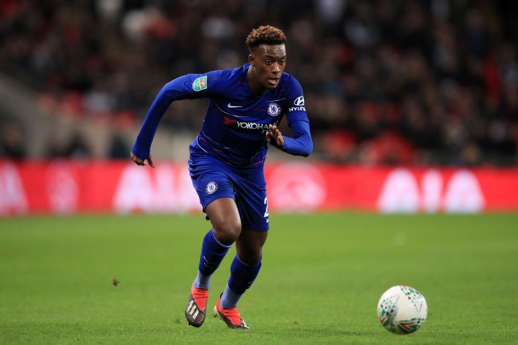 Bayern Munich continue transfer talks with Chelsea for Callum Hudson-Odoi