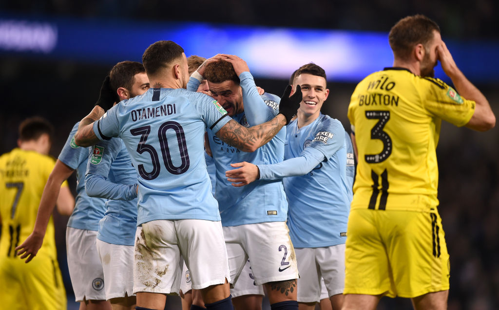 Burton vs Man City TV channel, live stream, kick-off time, team news and odds