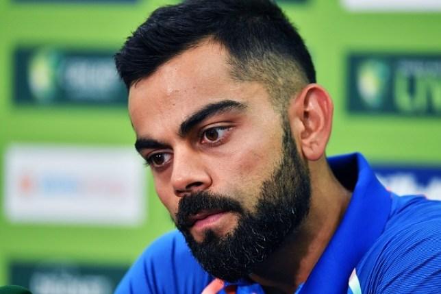 Cricket Why India Captain Virat Kohli Will Miss Five New