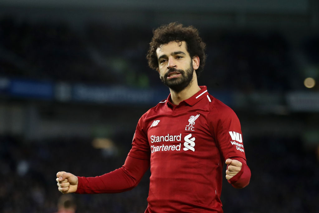 Liverpool hit out at 'bigoted' Chelsea fans who sung 'Mohamed Salah is a bomber'