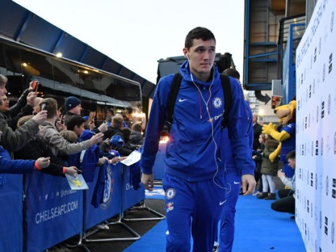 Maurizio Sarri reveals the real reason Andreas Christensen left early during Arsenal loss