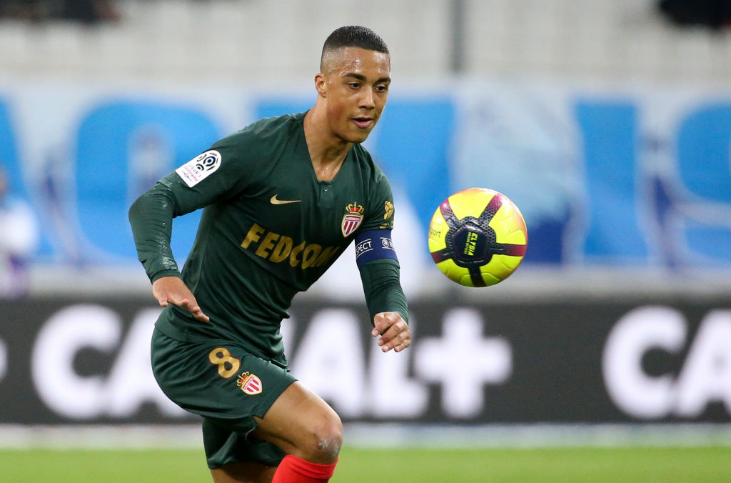 Arsenal target Youri Tielemans set to join Leicester from Monaco in Adrien Silva swap deal