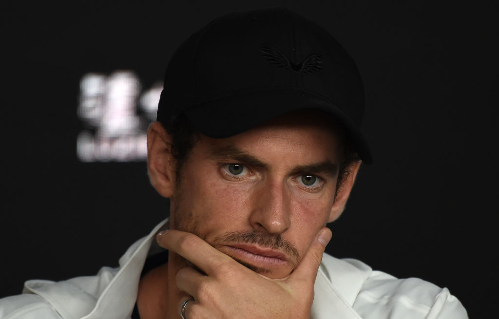 Andy Murray takes parting shot at British tennis chiefs as he prepares to go under the knife