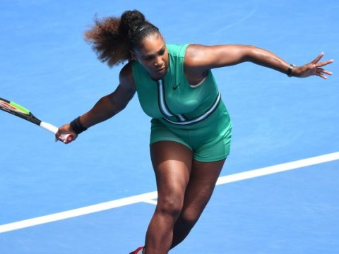 No, Serena Williams' green Australian Open outfit wasn't inspired by the Bring It On costumes