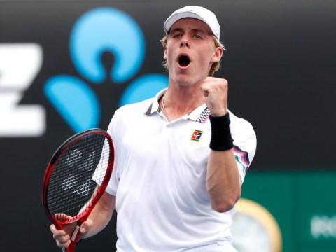 Denis Shapovalov reveals how Roger Federer shocked him in practice