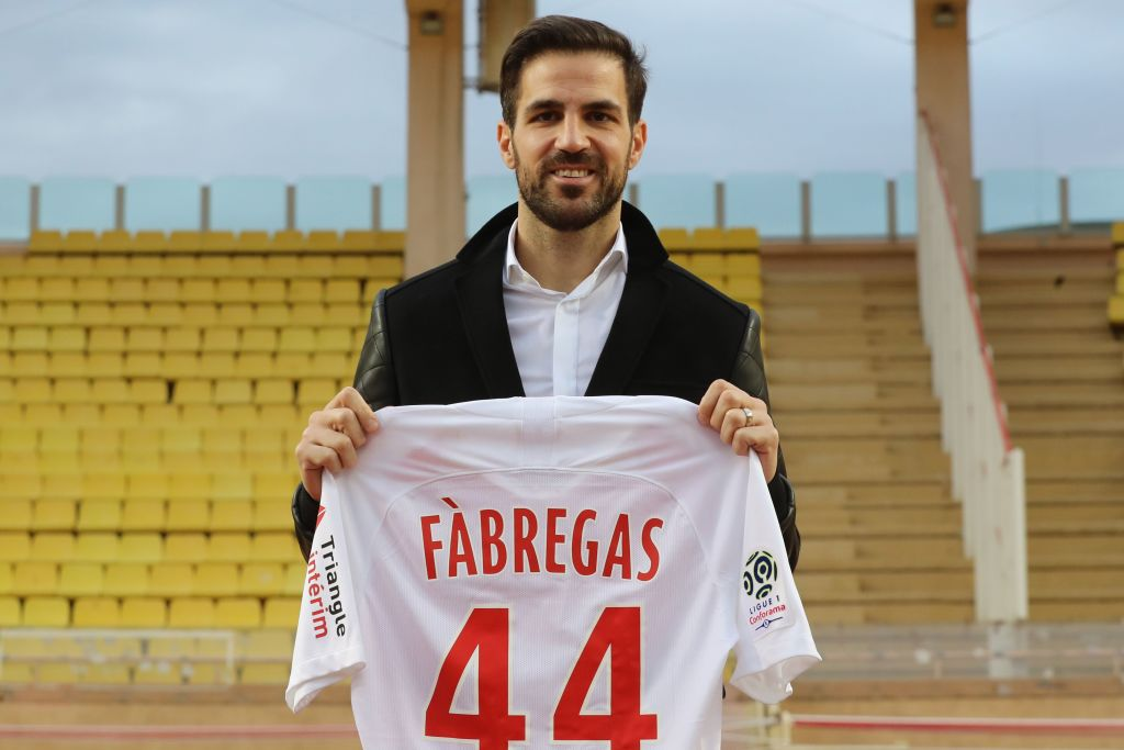 Cesc Fabregas explains how Thierry Henry convinced him to join Monaco