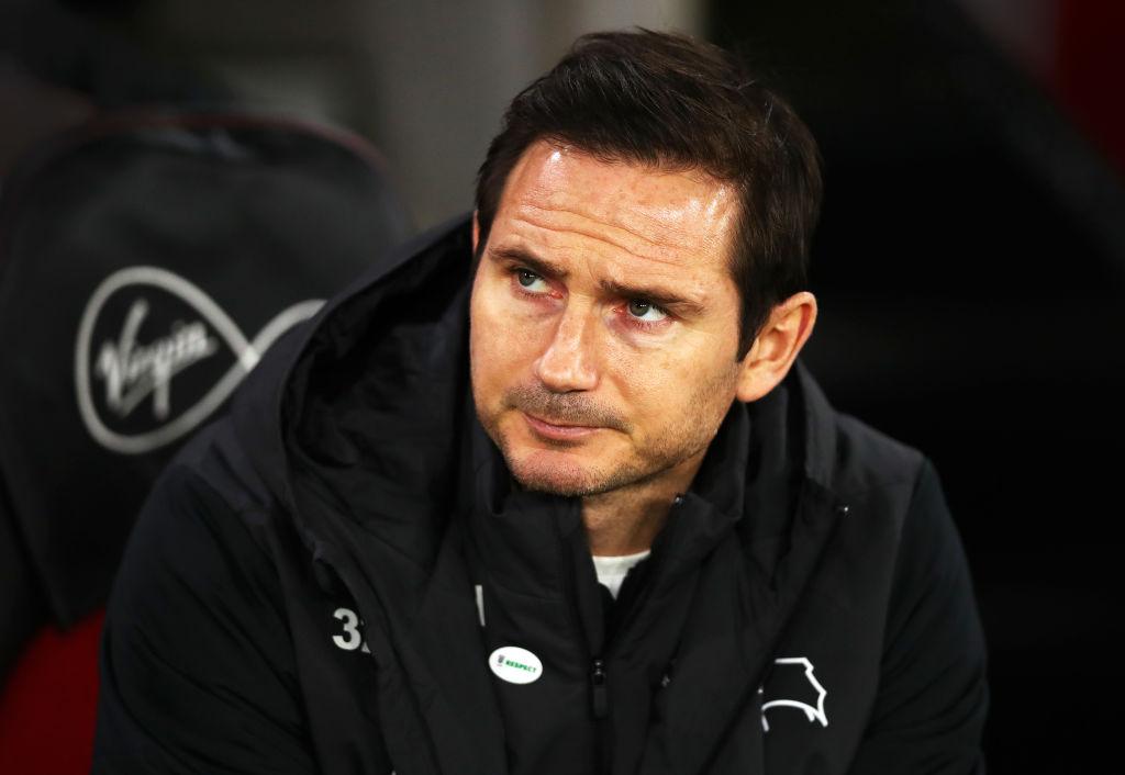 Frank Lampard takes swipe at Marcelo Bielsa after 'spygate' press conference