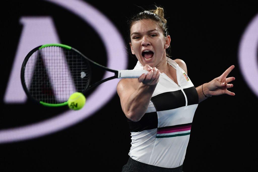 World No. 1 Simona Halep survives major scare as Dominic Thiem crashes out of Australian Open