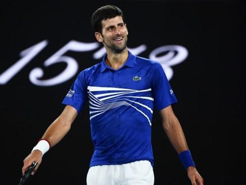 Novak Djokovic responds to Denis Shapovalov's plans to use Rafael Nadal to beat him