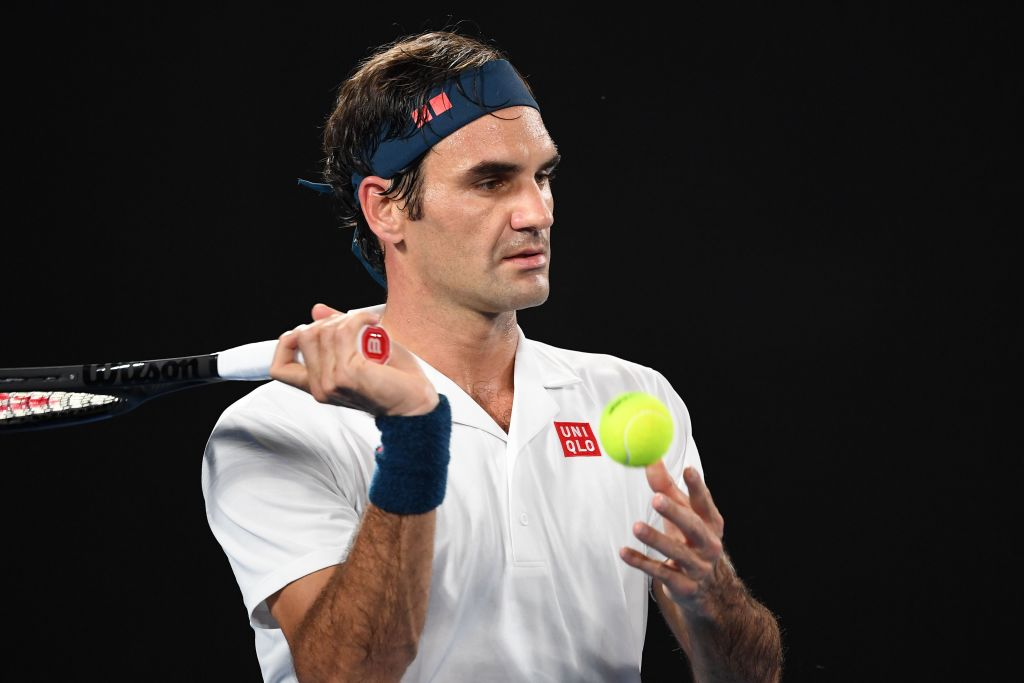 Federer gives verdict on late night matches after record Konta-Muguruza start