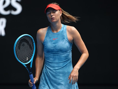 Maria Sharapova can only win another Grand Slam once Serena Williams is gone, says Mats Wilander
