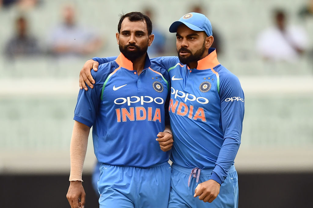 Mohammed Shami insists he is back to his best after setting new India ODI record