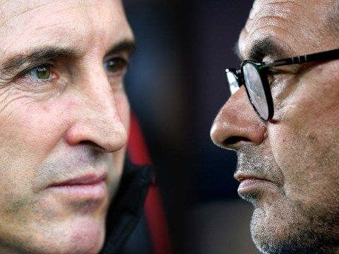 Chelsea boss Maurizio Sarri reveals what he fears most about Arsenal