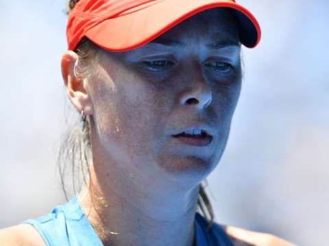Maria Sharapova OUT of the Australian Open after being roundly booed by Rod Laver Arena crowd